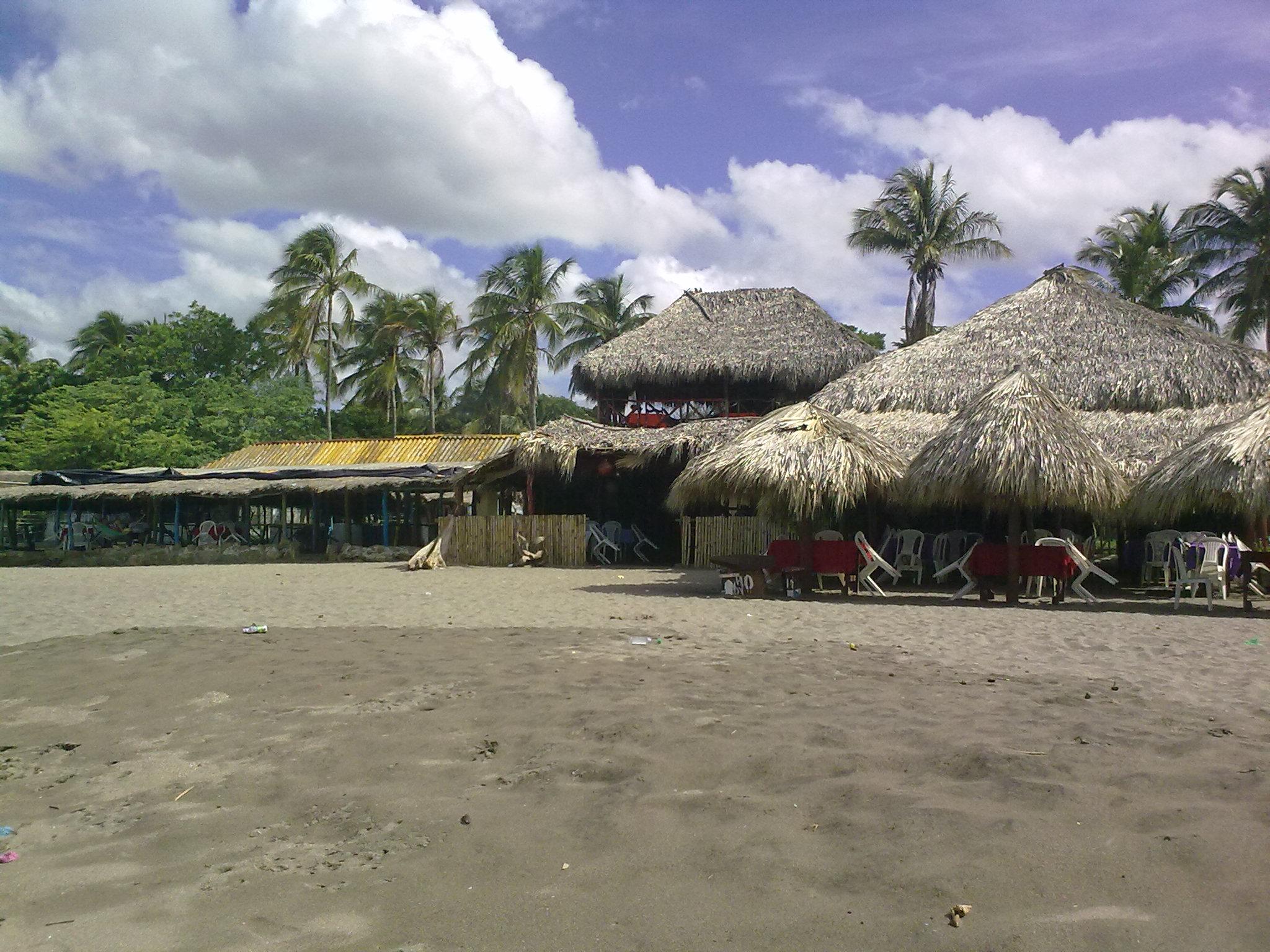 Balneario La Boquita Nicaragua, Todos los derechos reservados de fotografía.