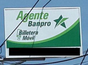 Agente Banpro