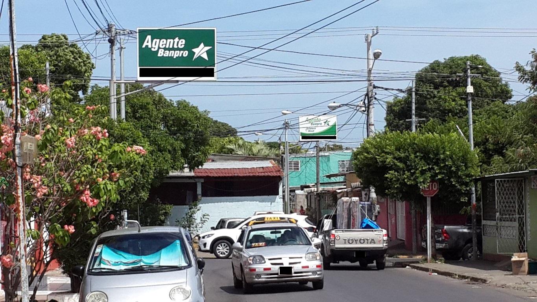 """En algúnos lugar de Nicaragua, hay """"Banquitos"""" a menos de 100 metros"""