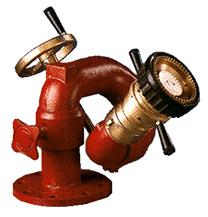 Monitor contra Incendios
