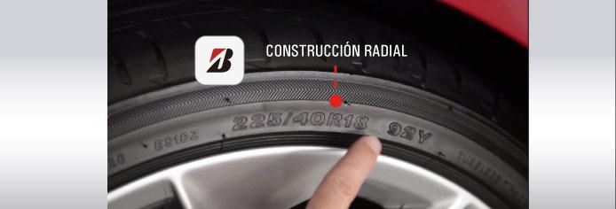 """Tipo de Construcción """"Radial"""""""