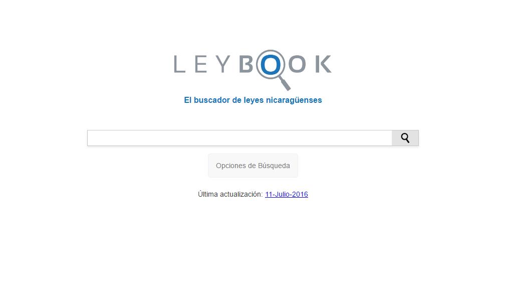Portada LeyBook