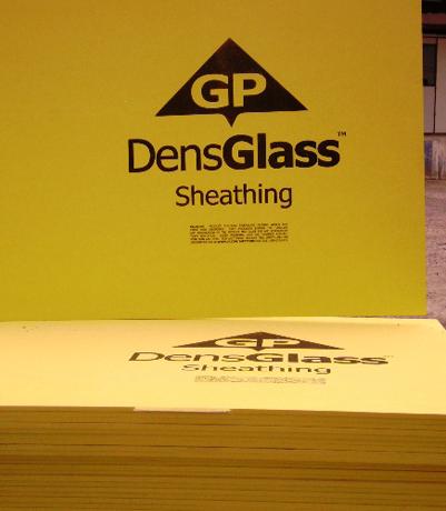 Lámina de Gypsum DensGlass