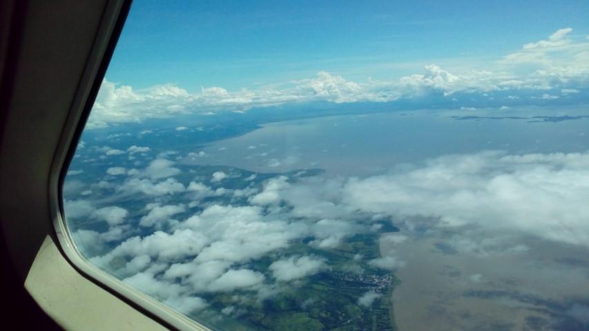 Desembocadura Lago Cocibolca - Nacimiento Rio San juan