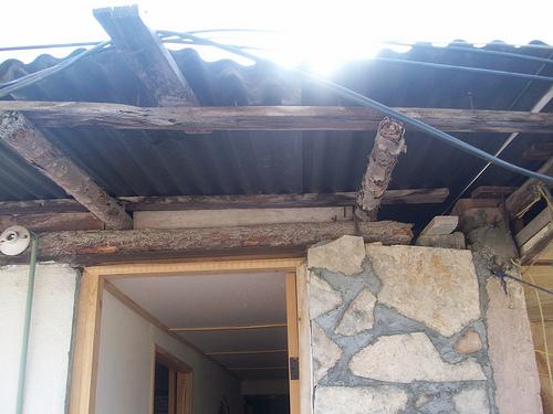 Estructura de techo en Madera vs Estructura de techo Metálica
