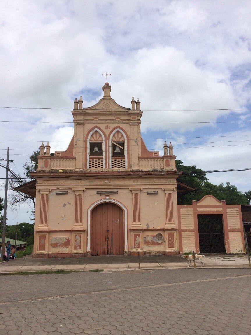 Ermita El Calvario - Acoyapa - Nicaragua