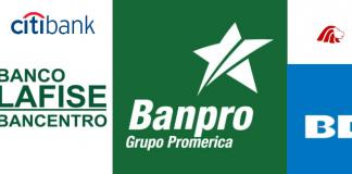 Logo de Bancos en Nicaragua 2019